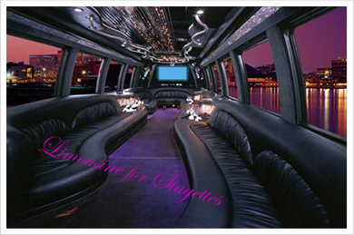 Stagettes Limo Rental