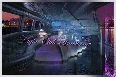 Night Club Limousine Rental Service