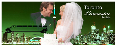 Toronto Wedding Limousine Services