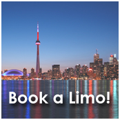 Book A limousine in Mississauga