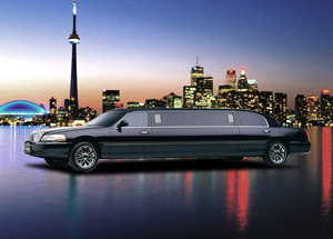 Corporate limo rentals in Toronto