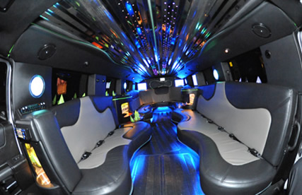 Prom Limousine Rental Services