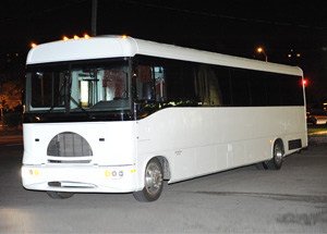 Limo Bus Rental Toronto