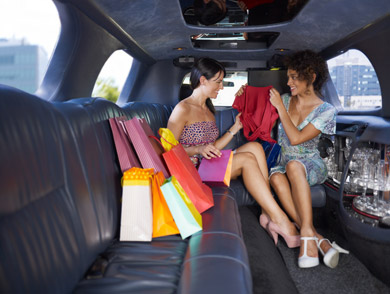 Enjoy a limo ride in Toronto