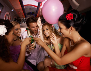 Toronto Birthday Limo Rental
