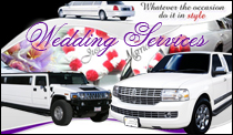 Toronto Wedding Limo Services
