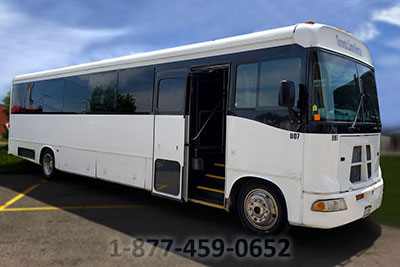 34-36 Passengers Party Bus Mississauga
