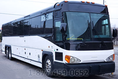 45-50 Passengers (MCI-4 Party Bus Mississauga)