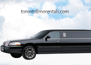 Lincoln Limo Black